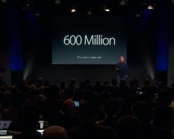 Компания Apple унизила пользователей ПК