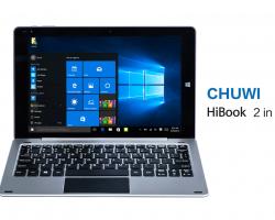 Chuwi выпустит новый двухзагрузочный гибридный планшет