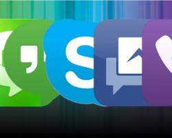 Российские операторы и провайдеры собрались блокировать трафик Skype и Viber