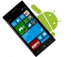 Компания Microsoft заключила соглашения сдвумя производителями Android-смартфонов