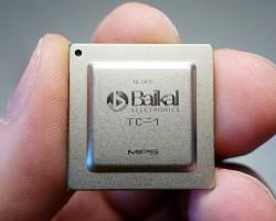 Российский процессор Baikal-T1 по производительности не уступает Intel Atom