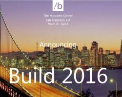 Что Microsoft покажет наBuild 2016? Ботов!