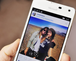 НаWindows10 Mobile вышел iOS-порт приложения Instagram
