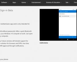 Microsoft тестирует приложение для разблокировки Windows 10с помощью Windows-смартфонов