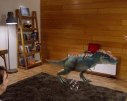 Компания Microsoft рассказала оприложении Actiongram для HoloLens