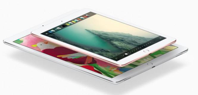 iPad Pro 9.7 (сверху)
