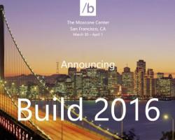 Онлайн трансляция Build 2016 на W7Phone.ru