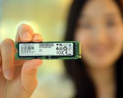 Samsung готовит твёрдотельные накопители с рекордной скоростью чтения
