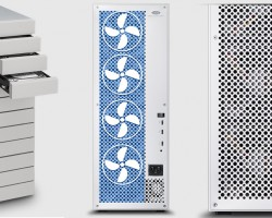 Компания LaCie представила RAID-накопитель объёмом 96 терабайт