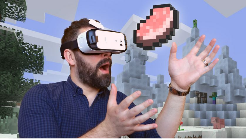 Minecraft-GearVR