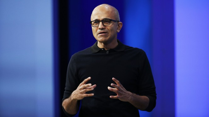 На фоне квартального отчета акции Microsoft упали на 5%