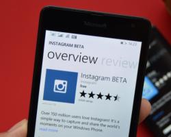 Пользователи Windows Phone лишились приложения Instagram