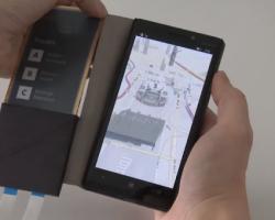 Инновационный гибкий чехол для Windows-смартфонов (видео)