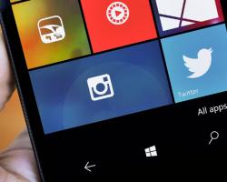Instagram для Windows10 Mobile получил обновление