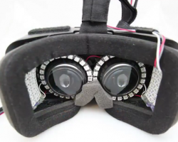 Microsoft Research работает над VR-шлемом сбольшим углом обзора