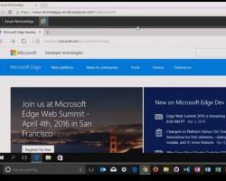 Нововведения вMicrosoft Edge: подробные уведомления изапуск влюбой операционной системе