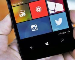 Пользователи сборки 14327 Windows 10 Mobile получают уведомления от магазина приложений