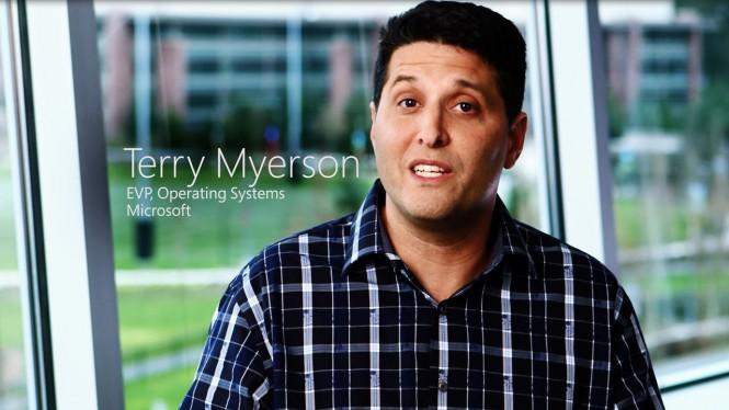 Терри Майерсон: Microsoft разрабатывает новые устройства на Windows 10 Mobile