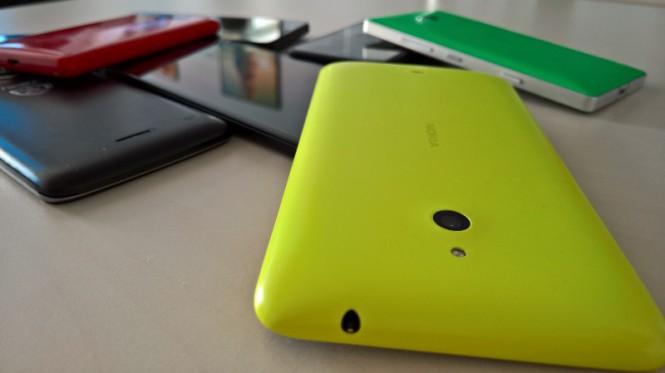 Windows Phone-смартфоны Алана Менделевича