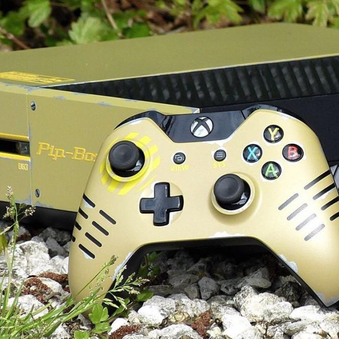 В Fallout 4 для Xbox One появятся моды