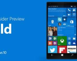 Завтра ожидается выход новой сборки на Windows 10 Mobile