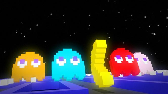 Pac-Man 256 выйдет для Xbox One и Windows