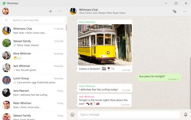 WhatsApp выпустила официальный клиент для Windows и Mac