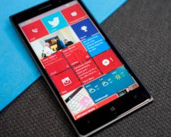 Microsoft тестирует накопительное обновление Windows10 Mobile 10586.416