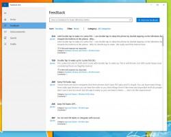 Приложение Feedback Hub теперь доступно всем пользователям Windows 10иWindows10 Mobile