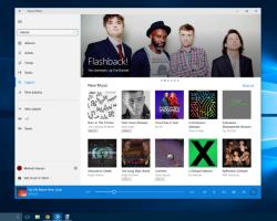 Выпущена новая версия приложения Groove Music