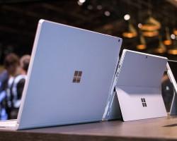Microsoft— третий повеличине производитель планшетов