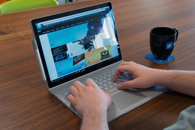 Surface Book 2 может выйти в июне