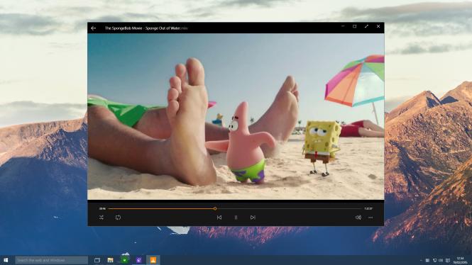 VLC присутствует в Windows 10 Store, но в закрытой бете
