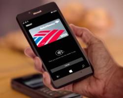 Windows-смартфоны начали поддерживать бесконтактные платежи