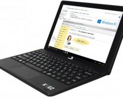 KREZ TM1005— первый планшет наWindows10, сертифицированный1С