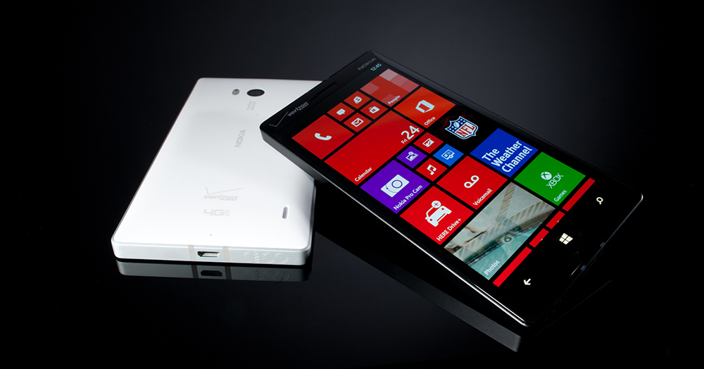 Lumia Icon на Windows 10 Mobile