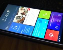 Новая сборка Windows10 Mobile неустанавливается из-за ошибки 8007007B