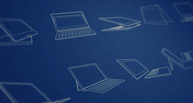 Новый планшет 2 в 1 от Eve получит процессор Kaby Lake нового поколения