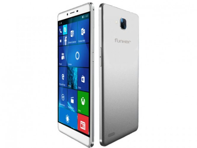 W6.0 Pro 2 — новый смартфон на Windows 10 Mobile