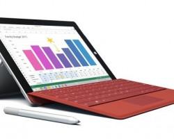 Microsoft прекратит производство Surface 3к концу года
