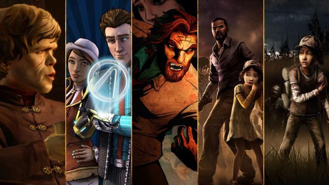 TellTale Games представит свои игры в Windows Store