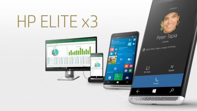 HP Elite X3 прошел сертификацию Bluetooth и Wi-Fi