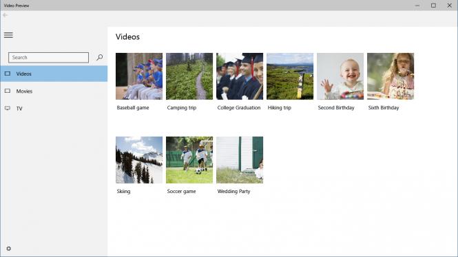 В Movies & TV для Windows 10 появятся возрастные рекомендации