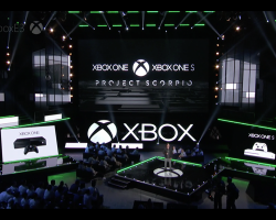Xbox One S и Project Scorpio будут работать на кастомных чипах AMD
