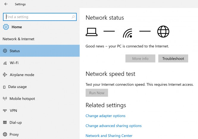 windows-10-anniversary-update-network-status