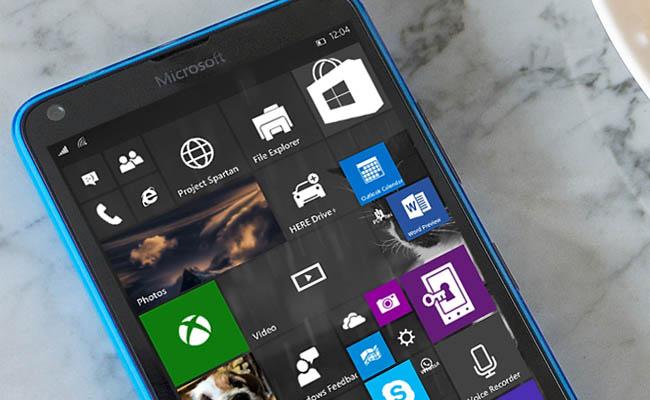 Приложения для изменения стартового экрана Windows 10 Mobile