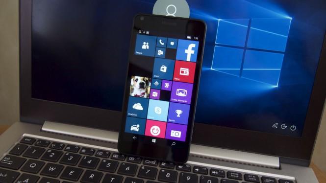 Microsoft выпустила Windows 10 Mobile Build 14367 с исправлением ошибок
