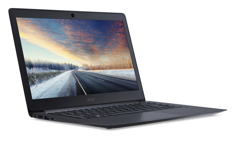 Acer представила ноутбук Travel Mate X3 на Windows 10