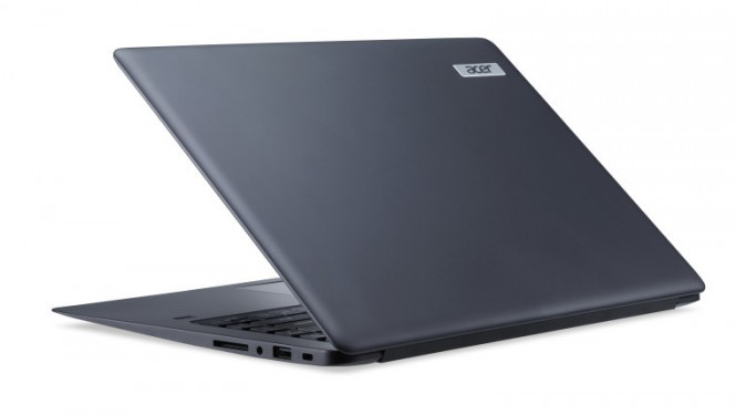Acer представила ноутбук TravelMate X3 на Windows 10