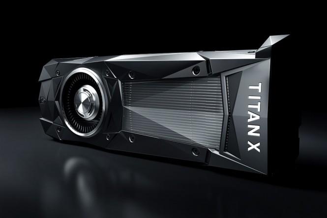 NVIDIA TITAN X — новый игровой монстр